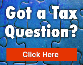 Got a Tax Question?