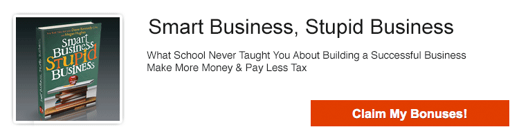 Smart Business, Stupid Business