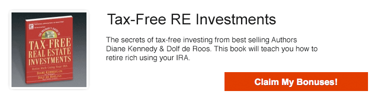 Tax Free Real Estate Investments
