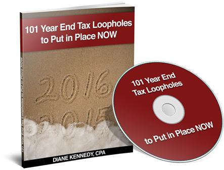 101 year end loopholes